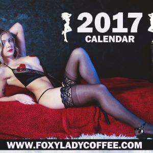 Foxy Lady 2017 Calendar